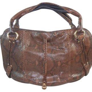 bb810e72bfa0 Hot Sale Céline 7 Star Replica Large Tote   Browns Snakeskin   Leather  Shoulder Bag celine replica